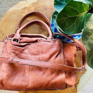 Anthropologie Liebeskind Leather Shoulder Bag